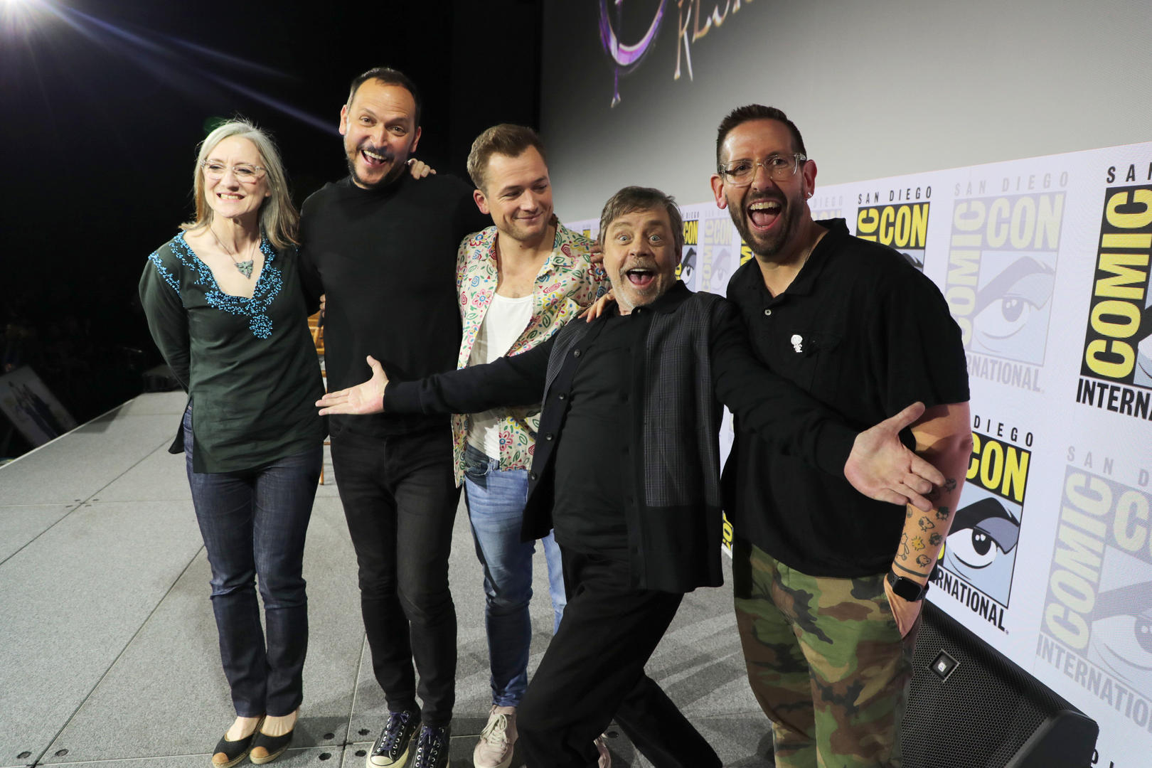 Netflix presents THE DARK CRYSTAL: AGE OF RESISTANCE Panel at San Diego Comic-Con 2019, San Diego, CA, USA – 19 July 2019