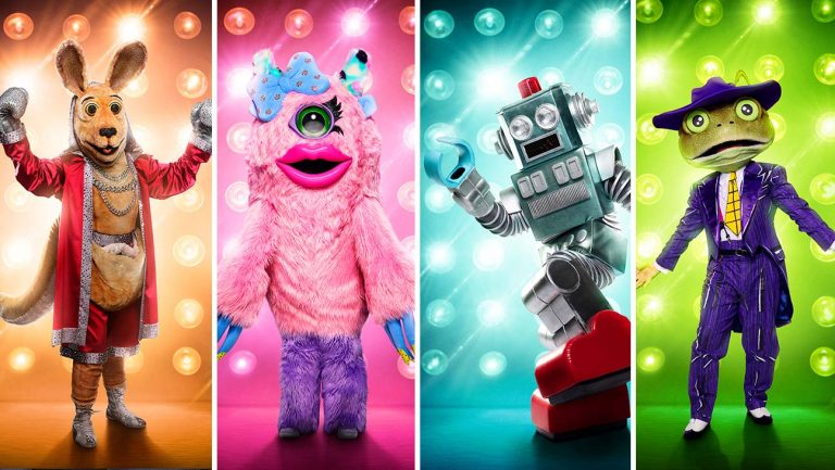 The Masked Singer Heats Up This Season With Bigger Stars