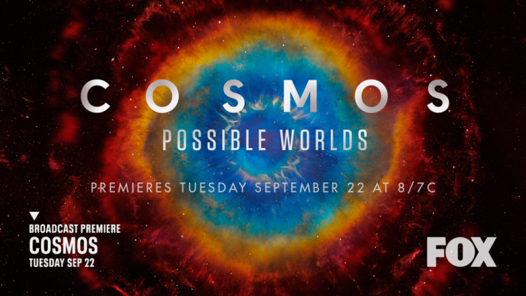 Comic Con @ Home Looks to the Future with Cosmos