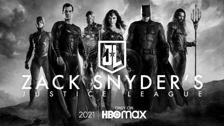 DC FanDome Presents: Zack Snyder's Justice League Trailer