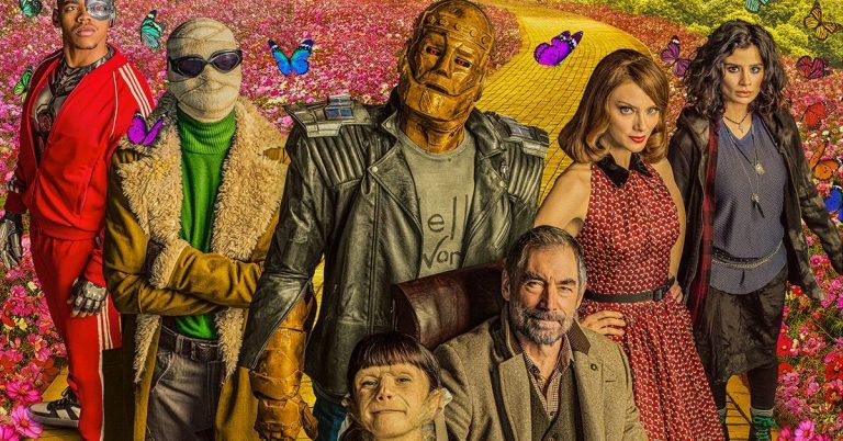 Doom Patrol Gets A Third Season On HBO Max.