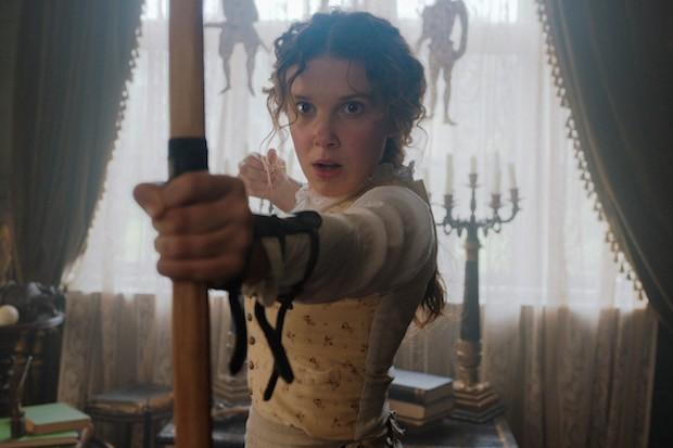 Sherlock's Teen Sister Enola Holmes Gets Her First Trailer