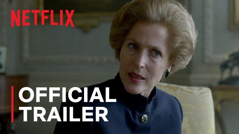 Bend Or Break, Watch The Crown Season 4 Trailer
