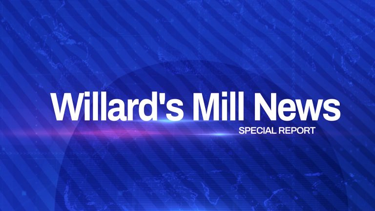 Breaking News From Willard's Mill