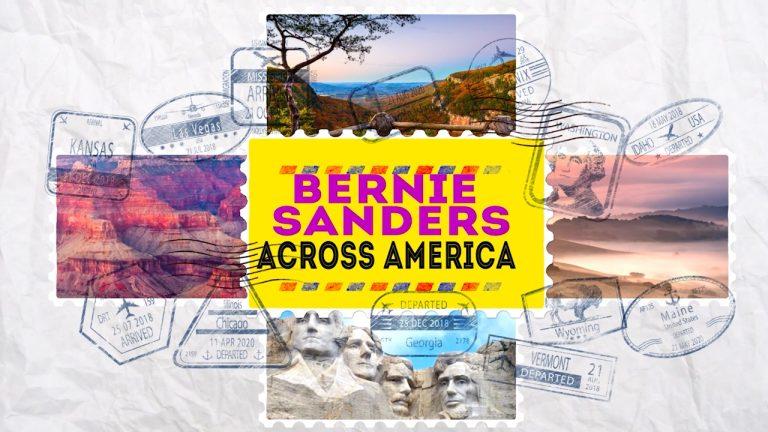 Episode 5 Of The Sweda Files: Bernie Sanders Across America