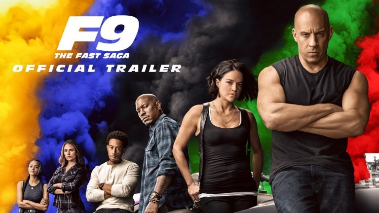 Kick Off The Summer Right With F9 The Fast Saga